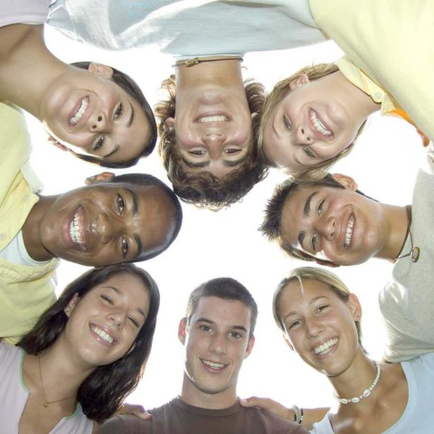 CrowdOutAIDS works with young people from all continents!